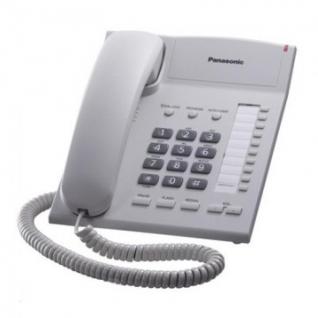 Телефон Panasonic KX-TS2382RUW белый,redial,память 20 ном.