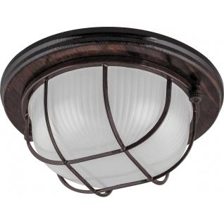 Светильник накладной Feron НБО 03-60-022