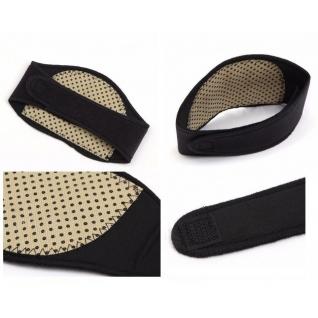 BRADEX Накладка на шею турмалиновая (Tourmaline Heating Neck Support Brace)
