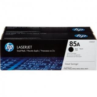 Картридж лазерный HP 85A CE285AF чер. для LJ P1102/P1102w (2шт/уп)