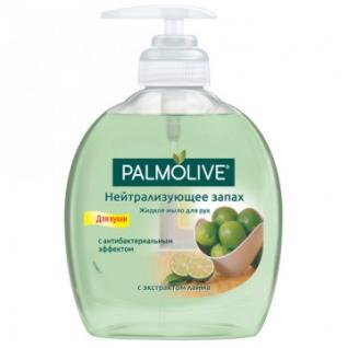 Мыло жидкое PALMOLIVE 300мл Нейтрализующее запах