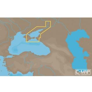 Карта C-MAP RS-N235 - Волго-Донский канал и Азовское море C-MAP