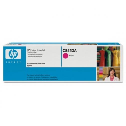 Картридж HP C8553A для HP Color LaserJet 9500, оригинальный, (пурпурный, 25000 стр.) 789-01 Hewlett-Packard 852545 1