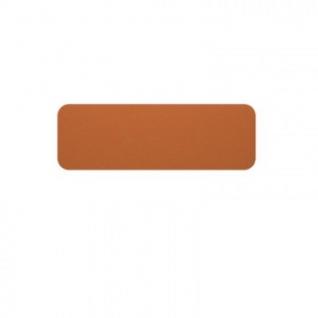 Офисные перегородки EasyAux ZEN шумопоглощающая на стол 1200х400, оранжевый