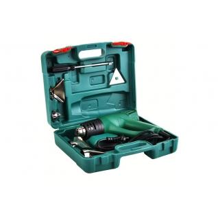 Фен техн. Hammer Flex HG2000 2000Вт 450/600С 300/500л/мин кейс, насадки, ...