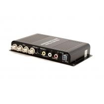 Автомобильный цифровой HD ТВ-тюнер DVB-T2 компактного размера AVIS AVS7004DVB Avis