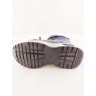 B-5850-E серый ботинки для мальчика Tom&Miki р.28-35 (34)