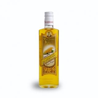 Масло из зародышей кукурузы «Масляный король», 0.35 л, стекло