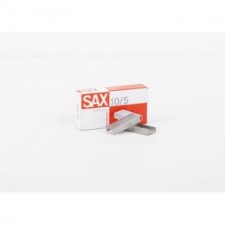 Скобы для степлера N10/5 SAX оцинкованные (2-20 лист.) 1000 шт вупаковке