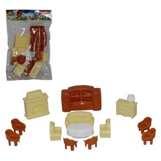 Набор мебели для кукол №4 Полесье