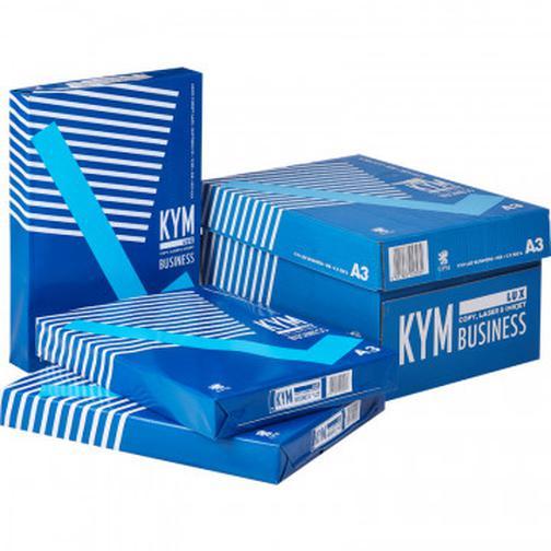 Бумага для ОфТех KYM LUX Business (А3,80г,164%CIE) пачка 500л. 37844977 1