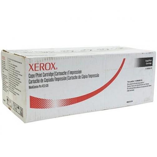 Картридж Xerox 113R00619 для Xerox WorkCentre Pro 423, 428, оригинальный, (черный, 28800 стр.) 1263-01 Xerox 852095