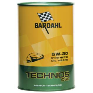 Масло моторное Bardahl Technos C60 5W-30
