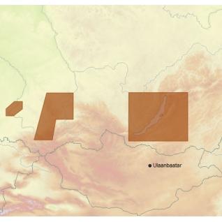 Карта C-MAP RS-N217 - Озеро Байкал и Сибирские озера C-MAP