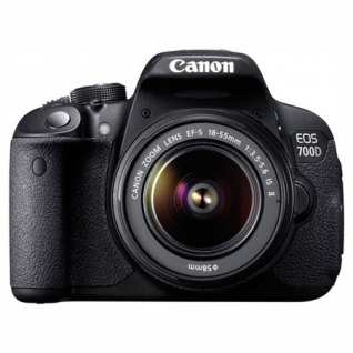 Canon EOS 700D Kit 18-55 IS II*