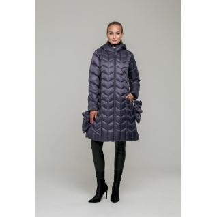Пальто ODRI MIO 18310105 Пальто ODRI MIO STORMY GRAY (темно серый)
