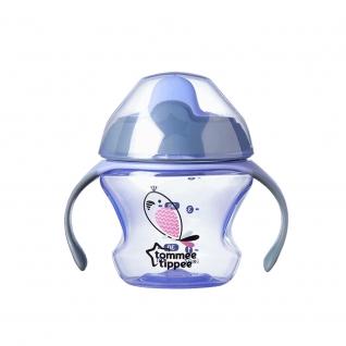 Поильник Explora - First Cup (от 4 мес.), фиолетовый, 150 мл Tommee Tippee