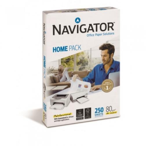 Бумага для ОфТех Navigator Universal (А4,80г,169%CIE) пачка 250 л. 37845302 2