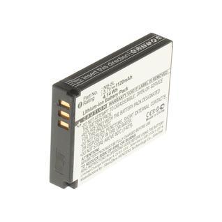 Аккумуляторная батарея iBatt для фотокамеры Canon PowerShot SD790 IS. Артикул iB-F119