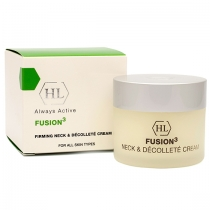 Holy Land Fusion firming neck & decollete cream - Крем для шеи и декольте