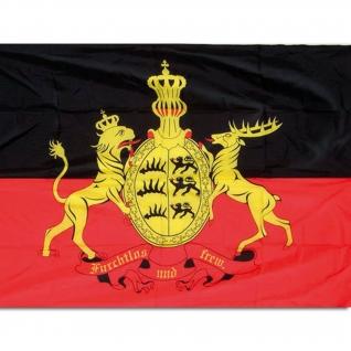 Made in Germany Флаг Wuerttemberg