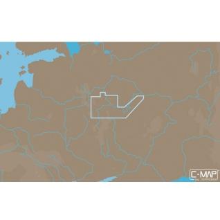 Карта C-MAP RS-N220 - Москва канал и река Ока C-MAP