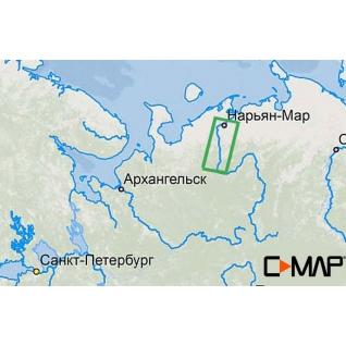 Карта C-MAP RS-N516 - Печора C-MAP