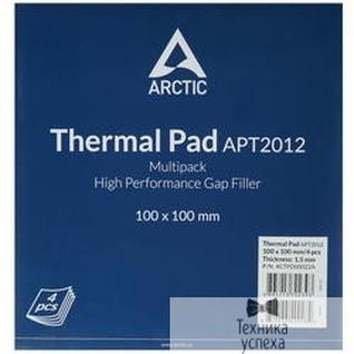 No Name Термопрокладка Thermal pad Basic 100x100 mm/ t:1.5 Pack of 4 (ACTPD00022A)