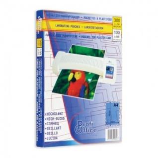 Пленка для ламинирования ProfiOffice А4, 150мкм 100шт/уп.