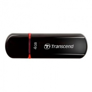 Флеш-память Transcend JetFlash 600 4GB (TS4GJF600)