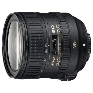 Nikon 24-85mm f/3.5-4.5G ED VR AF-S Nikkor*