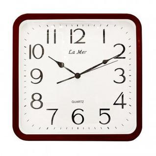 Часы настенные пластик 360x360x51 GD354-2