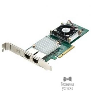 D-Link D-Link DXE-820T/A1A PROJ Сетевой PCI Express адаптер с 2 портами 10GBase-T