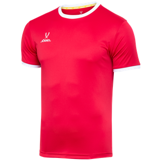 Футболка футбольная Jögel Camp Origin Jft-1020-021-k, красный/белый, детская размер YL