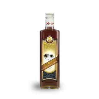 Масло черного тмина «Масляный король», 0.35 л, стекло