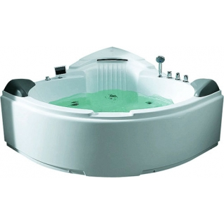 Акриловая ванна Gemy с гидромассажем (G9082 K)