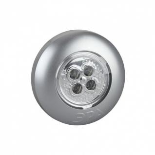 Фонарь-светильник светодиодный СеребристыйЭра SB-503