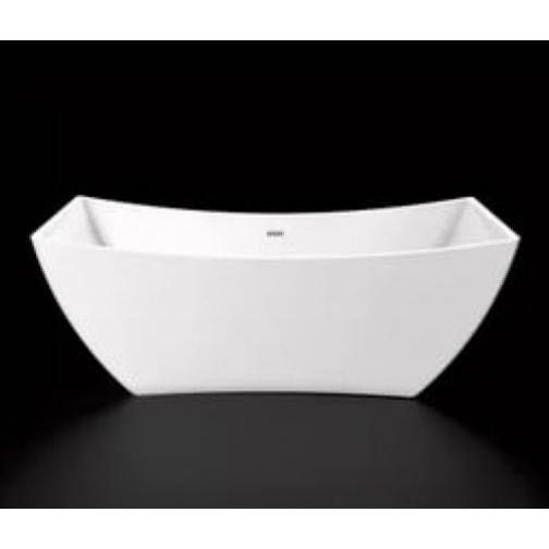 Отдельно стоящая ванна LAGARD Issa White Star 6944863