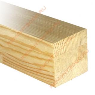 Брусок строганный 40х95х3000мм (0,0114м3) ГОСТ / Брусок сухой строганый хвоя 40х95х3000мм (0,0114м3) ГОСТ СОРТ 1