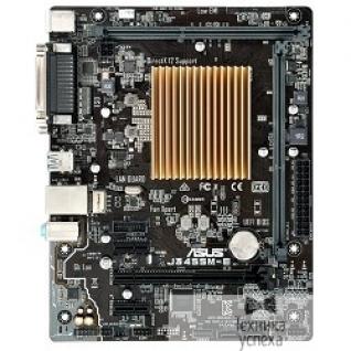 Asus ASUS J3455M-E Материнская плата 2xDDR3 mATX AC`97 8ch(7.1) GbLAN+VGA+HDMI RTL