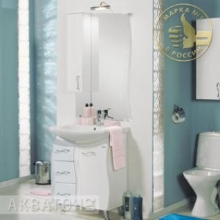 Мебель Акватон Дионис 67 для ванной комнаты 1039-01