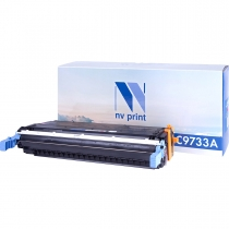 Совместимый картридж NV Print NV-C9733A Magenta (NV-C9733AM) для HP LaserJet Color 5500, 5500dn, 5500dtn, 5500hdn, 5500n, 5550, 5550 21437-02