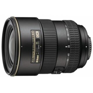 Nikon 17-55mm f/2.8G ED-IF AF-S DX Zoom-Nikkor*