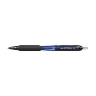 Ручка шариковая Jetstream автомат. SXN-101-07 синяя, 0,7мм