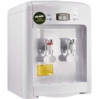 Кулер для воды Aqua Work 36TDN-ST белый, эко-режим, эл. охл, настольный