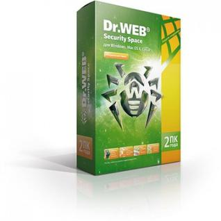Антивирус Dr.Web (BHW-BR-12M-2-A3) Security Space PRO