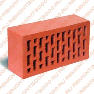 Кирпич облицовочный пустотелый М-150 красный / Кирпич облицовочный пустотелый М-150 красный