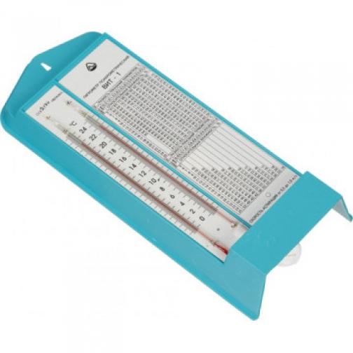 Гигрометр психрометрический ВИТ-1 (0-25С) с поверкой РФ 37867534