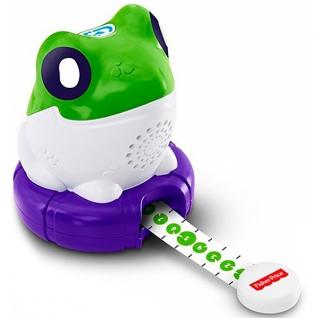 Развивающие игрушки для малышей Mattel Fisher-Price Mattel Fisher-Price FLR18 Фишер Прайс Лягушка Измеряем и сравниваем