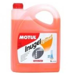 Антифриз MOTUL Inugel Optimal Ultra (красный) 5л.